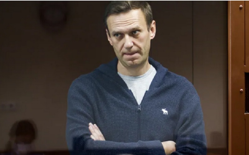 Tokoh oposisi Rusia Alexei Navalny. - Istimewa