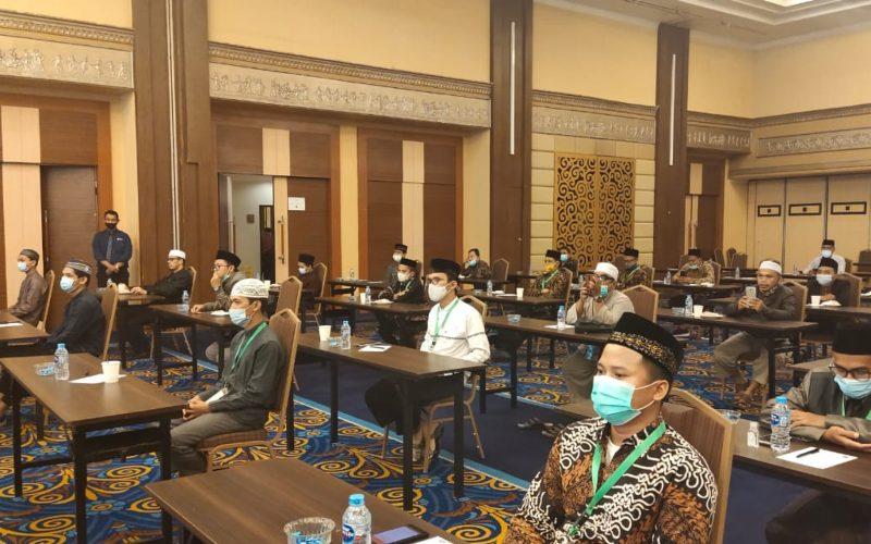 Para imam Indonesia yang menjadi kandidat untuk ditugaskan di Uni Emirat Arab (UEA) - Dok./Kemenag