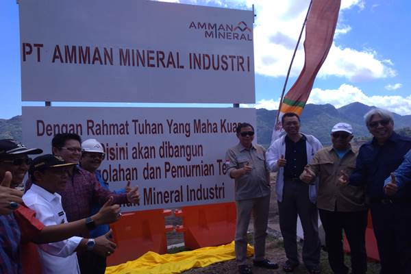 Amman Mineral - Jibi