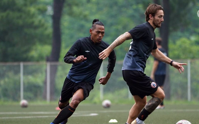 Marc Klok - Liga Indonesia