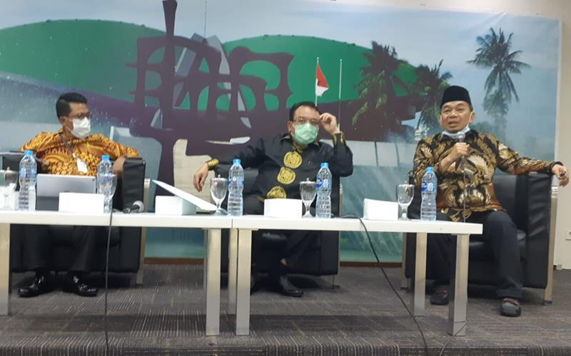 Diskusi Dialektika Demokrasi bertajuk