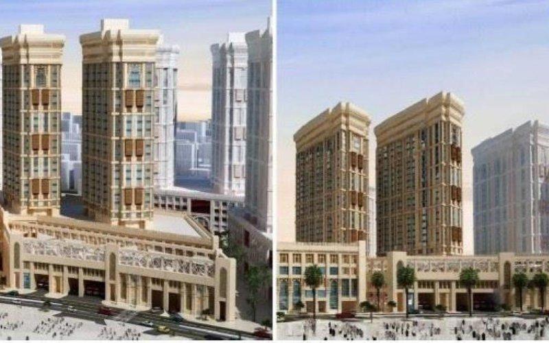 Archipelago International, grup perhotelan yang memiliki jaringan hotel di Asia Tenggara, menandatangani kontrak pengelolaan dua hotel di Makkah yakni Jabal Omar The Alana Makkah dan Jabal Omar The Royal Alana Makkah. (Foto: Istimewa)rn