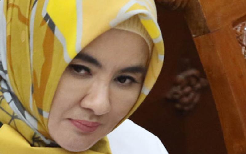 Direktur Utama PT Pertamina (Persero) Nicke Widyawati.  - Bisnis.com