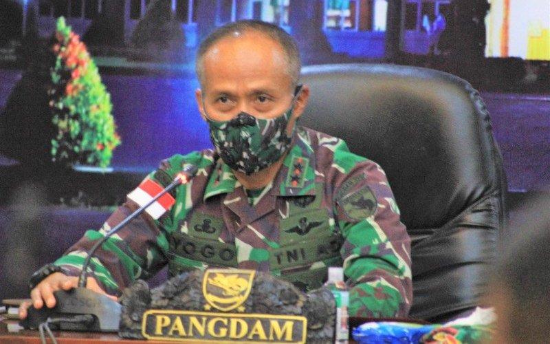 Panglima Kodam XVII/Cenderawasih, Mayor Jenderal TNI Ignatius Yogo Triyono/Antara/HO-Penerangan Kodam XVII - Cenderawasih