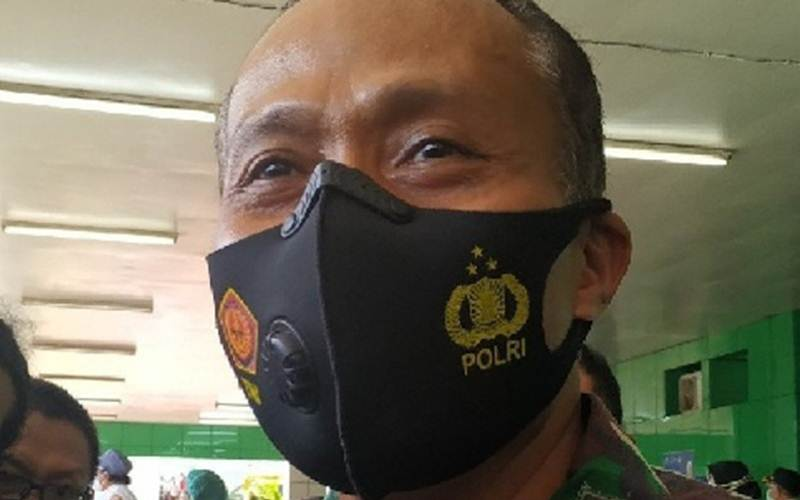 Pangdam XVII Cenderawasih Mayjen TNI Yogo Triyono - Antara/Evarukdijati