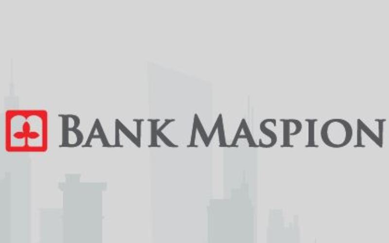 Logo Bank Maspion (BMAS) - Lapkeu 2019