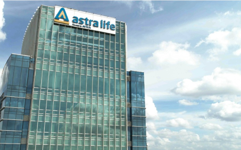 Gedung Astra Life - astralife.co.id