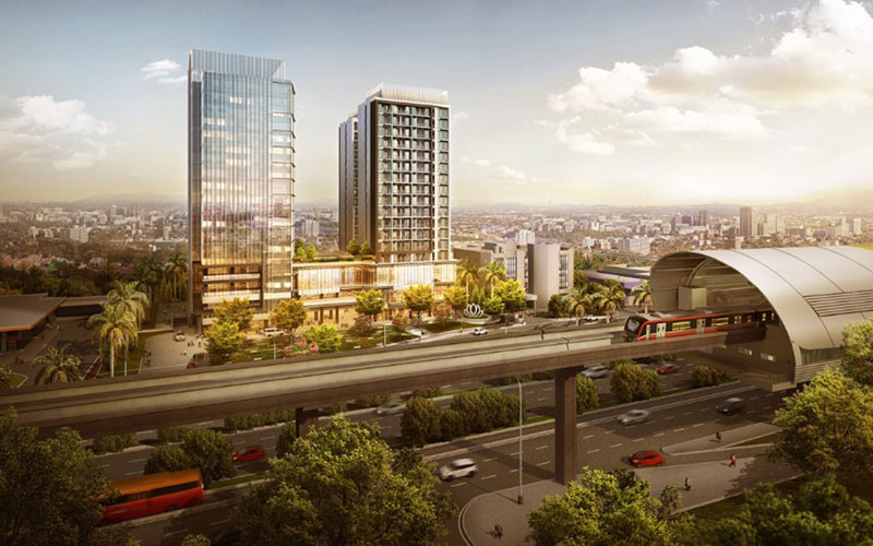LRT City Tebet - The Premiere MTH. - Istimewa