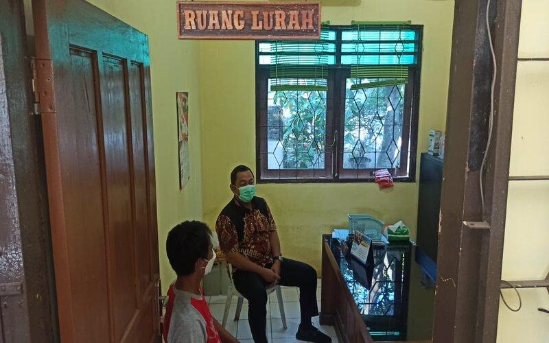 Wali Kota Semarang Hendrar Prihadi saat sidak Kantor Kelurahan Muktiharjo Kidul. - Istimewa