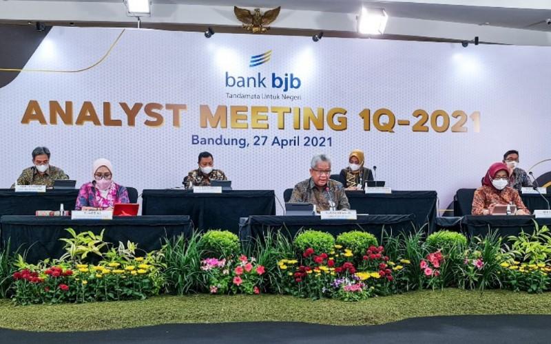 Analyst Meeting Bank BJB kuartal I 2021