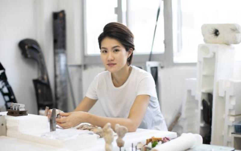 Leelee Chan, pemenang BMW Art Journey 2020.  - BMW