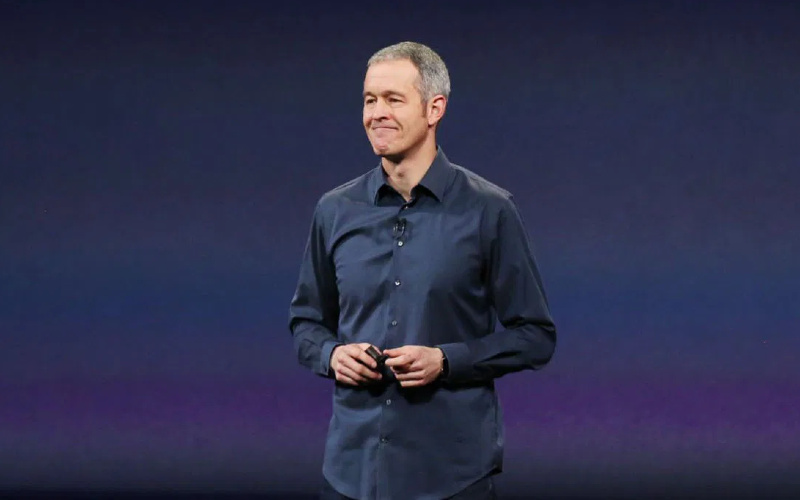 Chief Operating Officer Apple Jeff Williams.  - Bloomberg