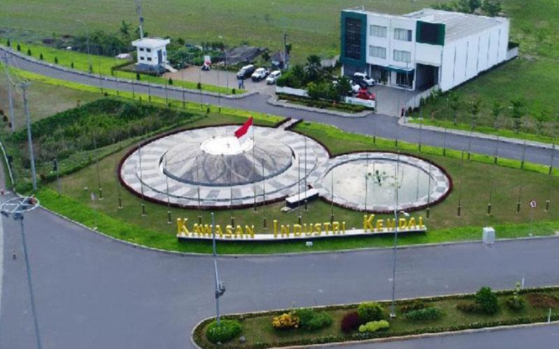 Kawasan Industri Kendal di Jawa Tengah. - cjip.jatengprov.go.id