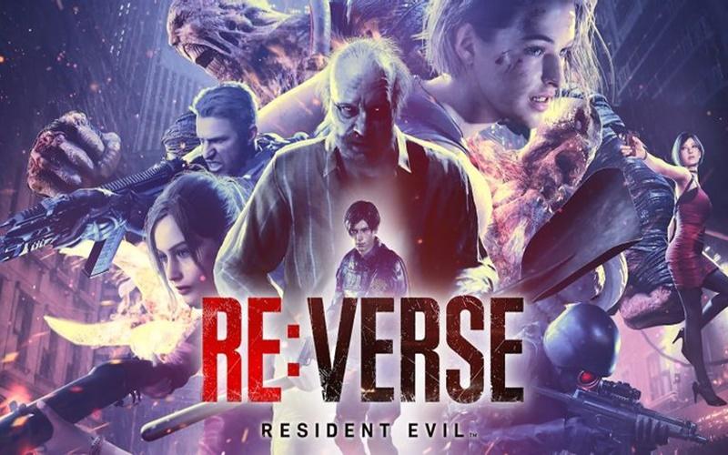 Gim Resident Evil Re:Verse - istimewa