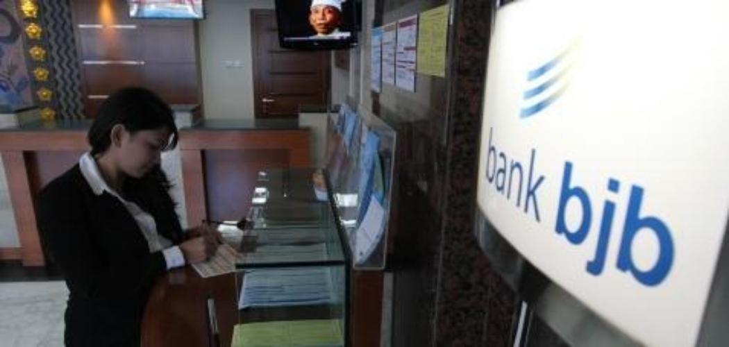 Kantor cabang Bank BJB.  - Bisnis.com