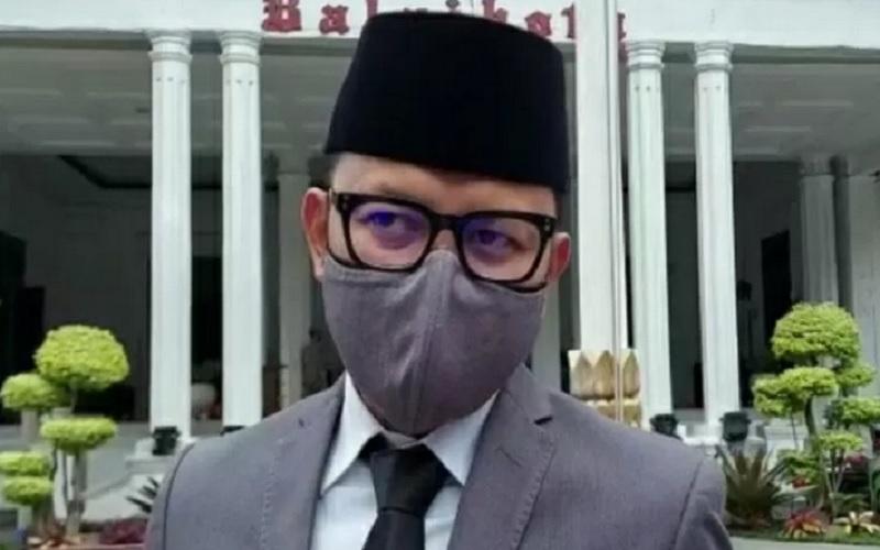 Wali Kota Bogor Bima Arya. - Antara