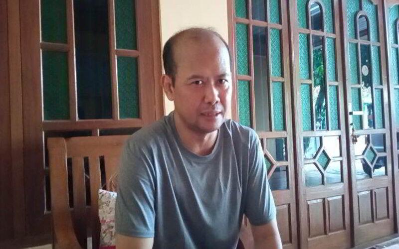 Sugiyono, owner CV Mitra Sukses Bersama (MSB), yang terjerat kasus dugaan investasi bodong semut rangrang di Sragen.. - JIBI/Moh Khodiq Duhri