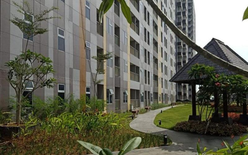 Apartemen Podomoro City Deli di Medan, Sumatra Utara. - Istimewa