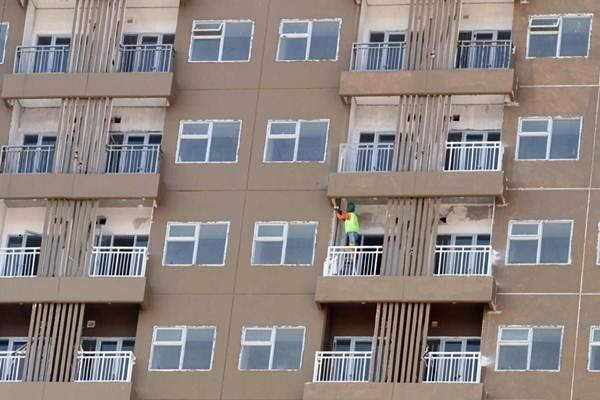 Ilustrasi apartemen. - Bisnis.com