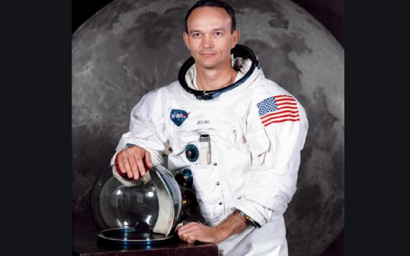 Astronot Amerika Serikat (AS) Michael Collins. - nasa.gov