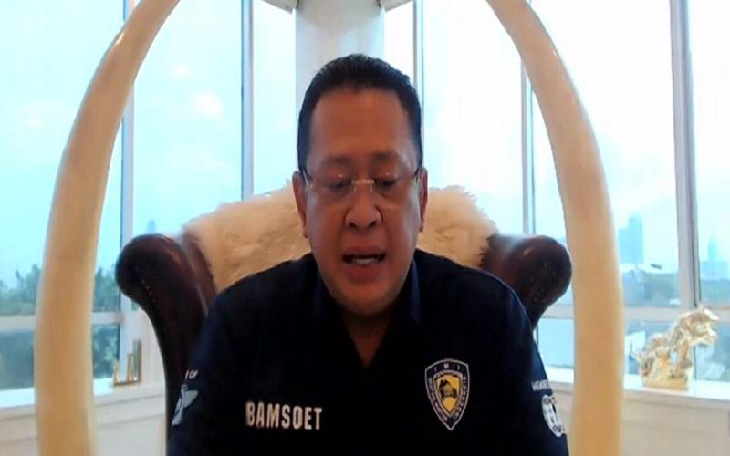 Ketua MPR RI sekaligus Juri TCA 2021 Bambang Soesatyo (Bamsoet)
