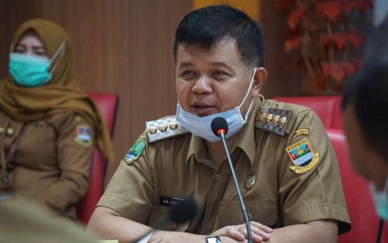 Bupati Bandung Barat 2018-2023 Aa Umbara  -  Instagram