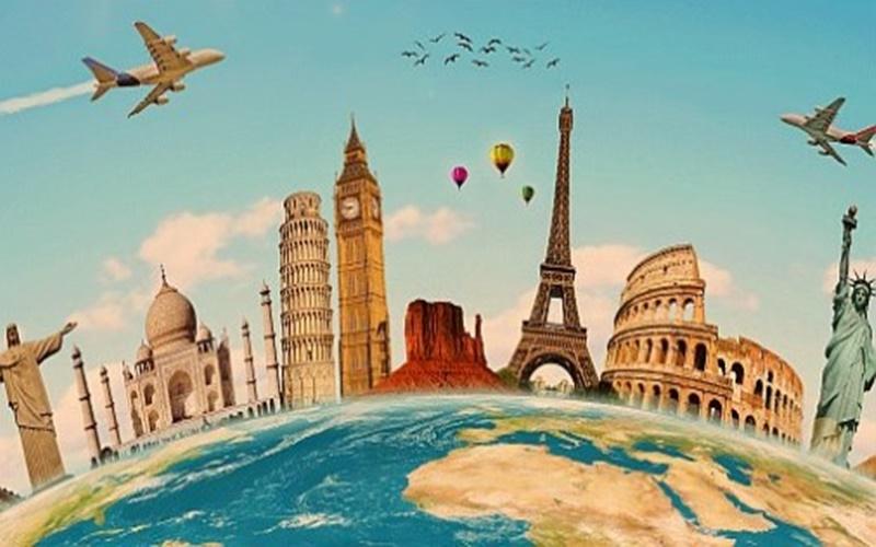 Traveling keliling dunia - istimewa