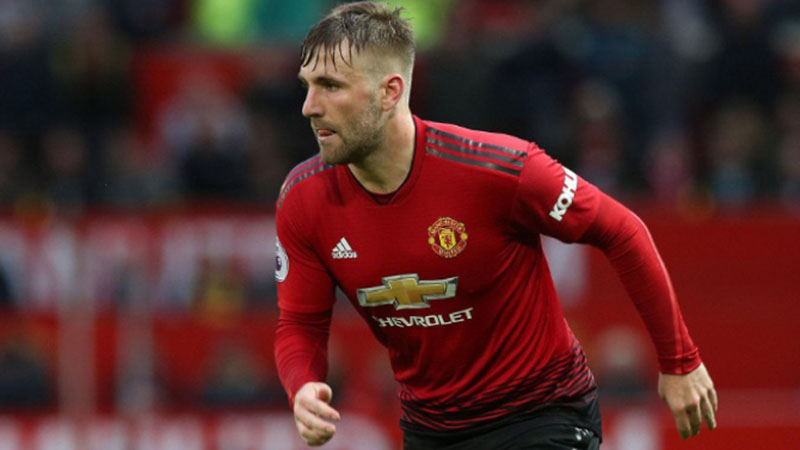 Bek Manchester United Luke Shaw - ManUtd.com