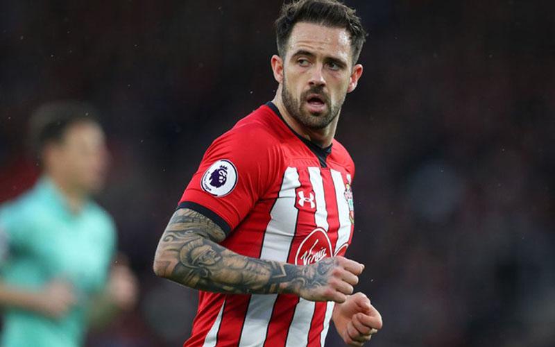 Ujung tombak Southampton Danny Ings. - PremierLeague.com