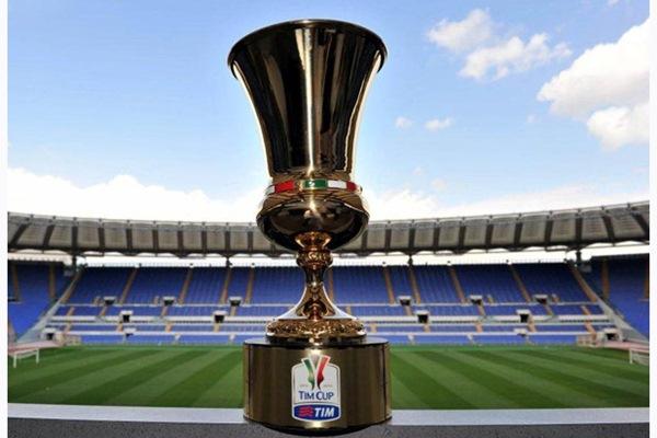 Trofi Coppa Italia - www.sportcafe24.com