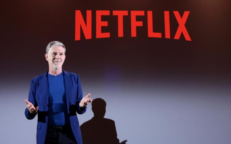 CEO Netflix Reed Hastings. - Forbes