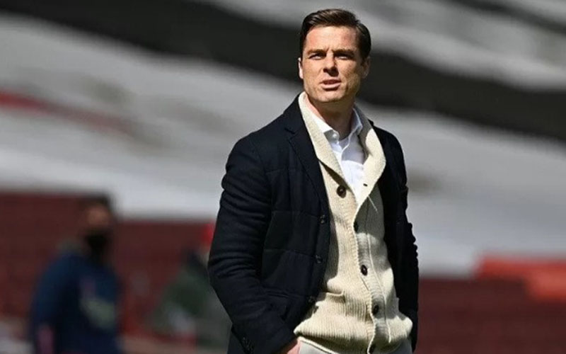 Pelatih Fulham Scott Parker / Antara - Reuters