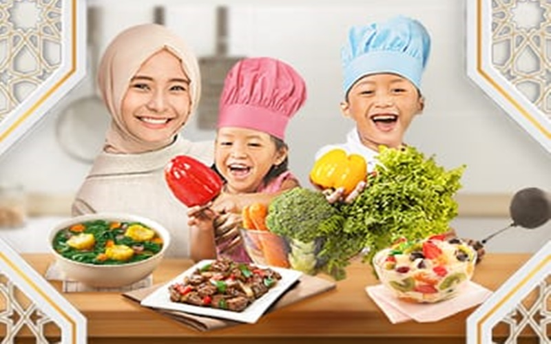 Dapur sehat Ramadan