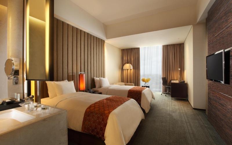 PO Hotel Semarang menawarkan paket menginap selama Idulfitri untuk keluarga yang ingin merayakan hari raya dengan suasana spesial di hotel bintang lima. (Foto: Istimewa)