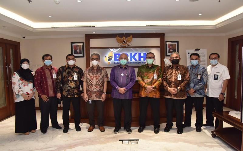 BPKH mendukung konversi Bank Riau Kepri menjadi Bank Syariah  - Istimewa