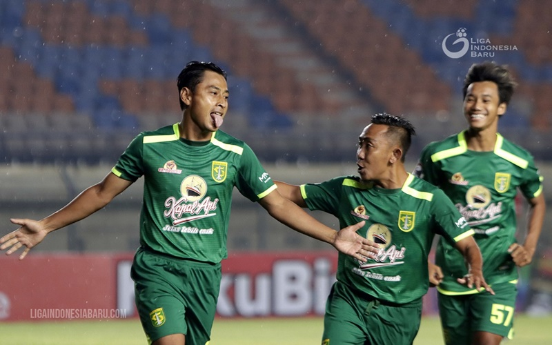 Tim Persebaya - Liga Indonesia