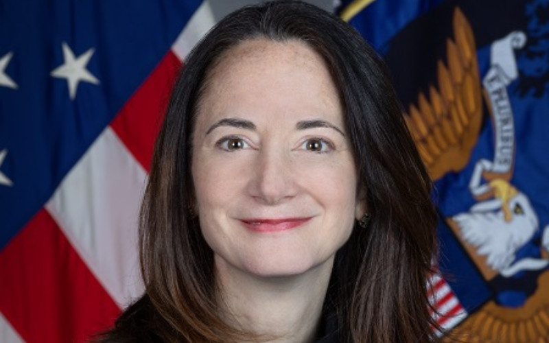 Direktur Badan Intelijen Nasional AS Avril Haines.  - dni.gov