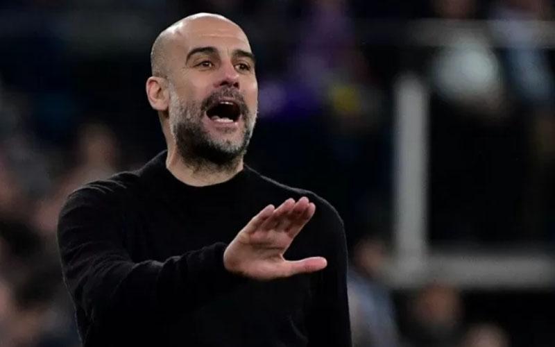 Pep Guardiola/Antara - AFP