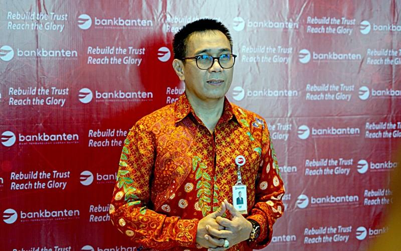 Direktur Utama Bank Banten Agus Syabarrudin - Dok. Bank Banten