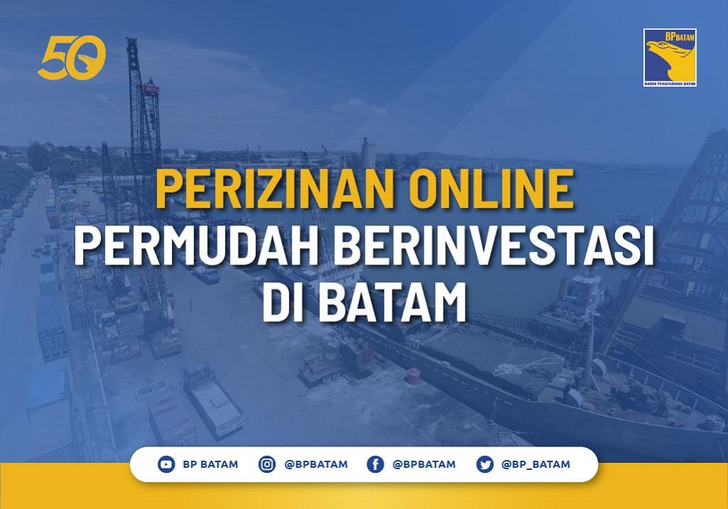 Gambar: Perizinan Online Permudah Berinvestasi di Batam