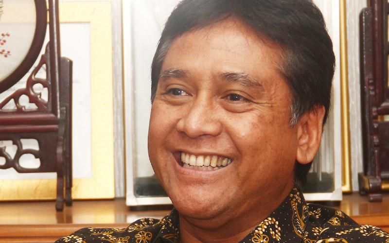 Ketua Umum Asosiasi Pengusaha Indonesia (Apindo) Hariyadi B Sukamdani.  - Bisnis.com