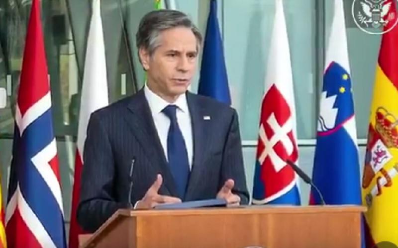 Menteri Luar Negeri AS Antony Blinken. JIBI - Bisnis/Nancy Junita @SecBlinken