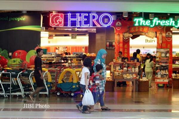 HERO Hero Supermarket (HERO) dapat Komitmen Dairy Farm Group - Market Bisnis.com