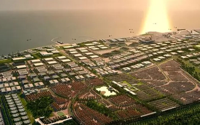 Kawasan Industri Kendal di Jawa Tengah. - Jababeka.com