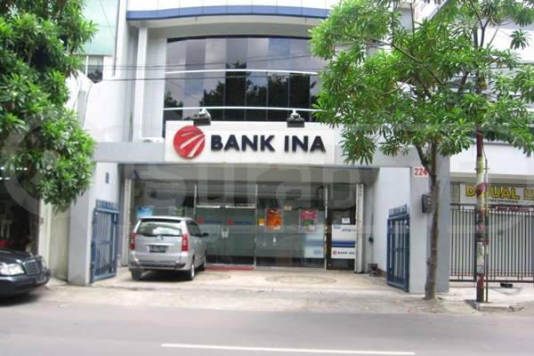 Gedung PT Bank Ina Perdana Tbk - Istimewa