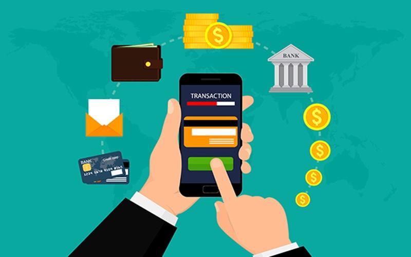 Transaksi digital - istimewa