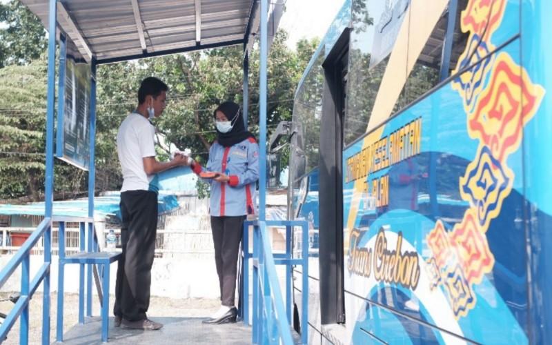 Bus Rapid Transit (BRT) Trans Cirebon