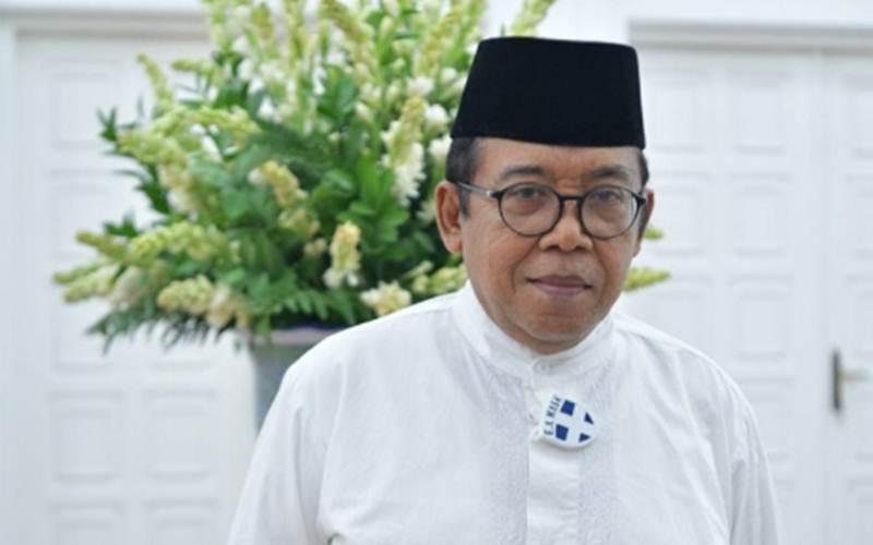 Masduki Baidlowi, Juru Bicara Wakil Presiden Ma'ruf Amin - Antara/Asdep KIP Setwapres