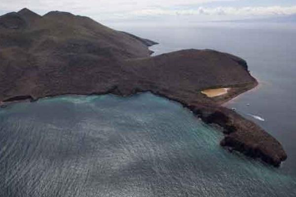 Hotspot Ekologis Kepulauan Galapagos di Ekuador. - Reuters