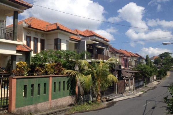 Pemukiman di Denpasar Bali. - Istimewa
